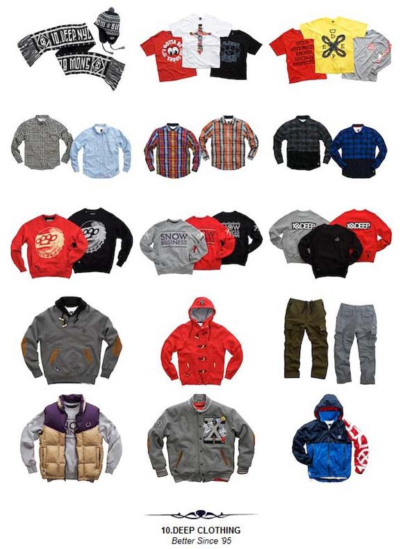 """10.Deep Holiday '08 """"Get High, Stay High"""" Collection"""