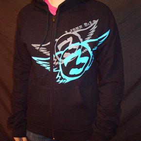 3 Nail Riders hoodie