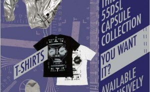 55DSL LE Capsule Collection + Cut&Paste's Competition