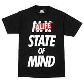 ALIFE / NaS shirt