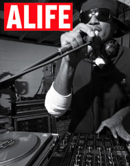ALIFE Sessions tee