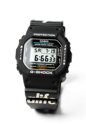 ALIFE x G-Shock watch