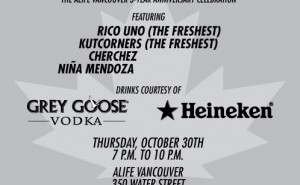 ALIFE Vancouver 3-Year Anniversary Celebration