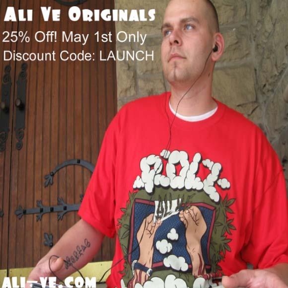 Ali Ve Originals discount code flyer