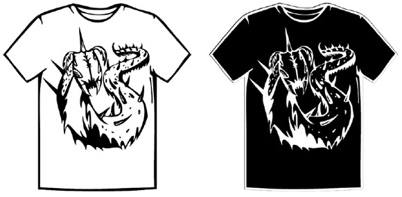 Another Enemy tees