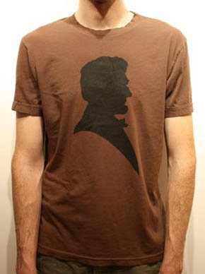 Art in the Age Limited Edition Lincoln Tees