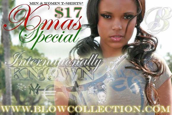 Blow Clothing Collection X-mas Special
