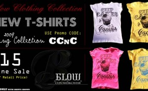 Blow Clothing Spring Tees Released