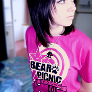 Bear Picnic shirt
