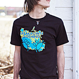 Breakdown Clothing shirt