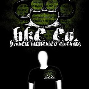 Broken Knuckles Clothing shirt