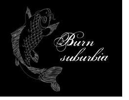 Burn Suburbia logo