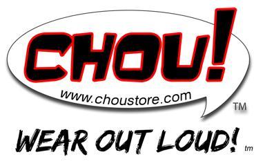 CHOU! logo