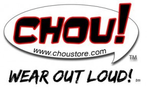 CHOU! June T-Shirt Sale