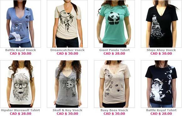 Crywolf women's clothing