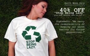 Cultural Cotton Earth Week Sale
