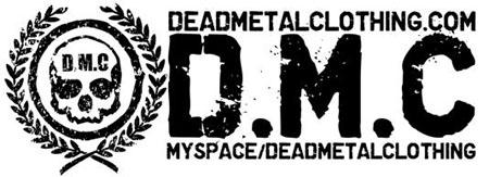 Dead Metal Clothing logo
