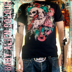 Dead Metal Clothing shirt
