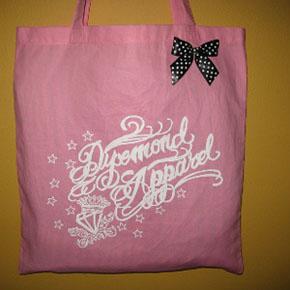 Dyemond Apparel bag