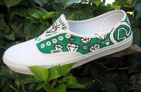 Dyemond Apparel shoes