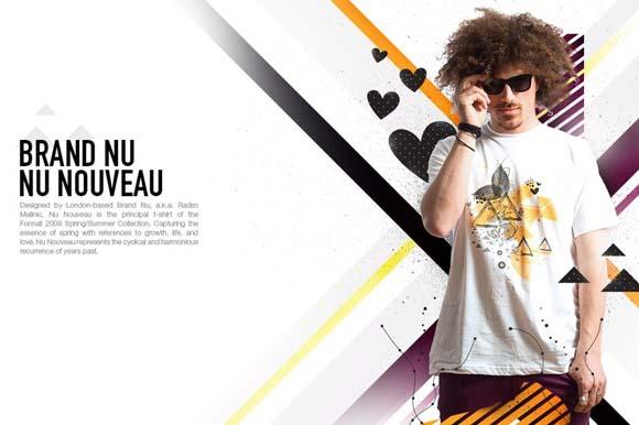 Format Magazine - Nu Nouveau Collection