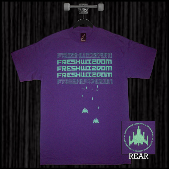 FRSHWiZDM shirt