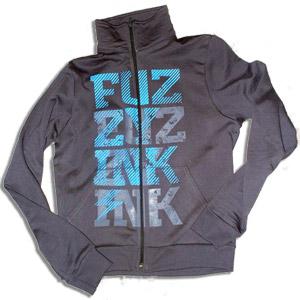 Fuzzy Ink Jacket