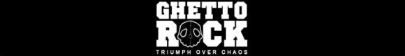 Ghetto Rock logo
