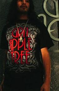 Grn Apple Tree shirt