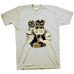 Gulaschbaron Shirt: Lucha Libre