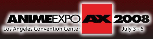 Anime Expo banner
