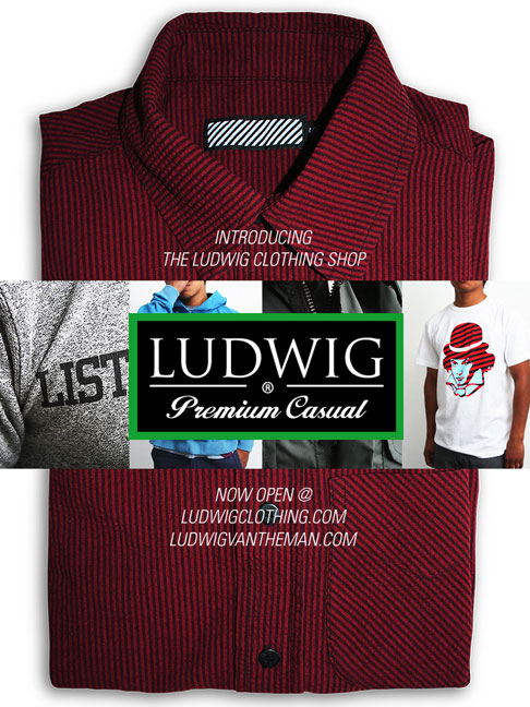 LUDWIG store flyer