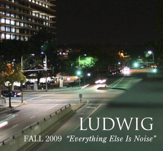LUDWIG Fall '09 banner