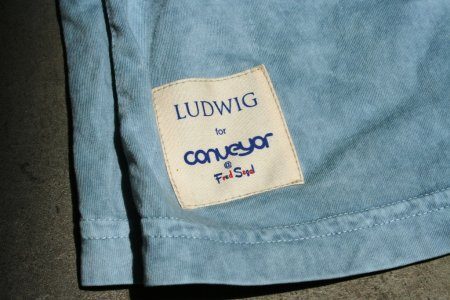 LUDWIG for Conveyor tees