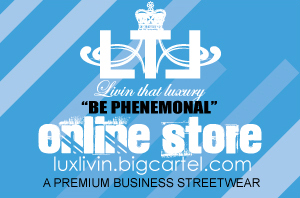 Livin That Luxury store logo