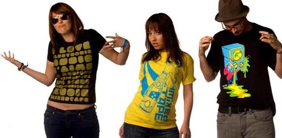 Mixed Tape Design apparel