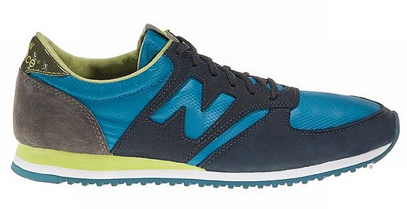 The Suede/Nylon New Balance 420 - Spring 2010