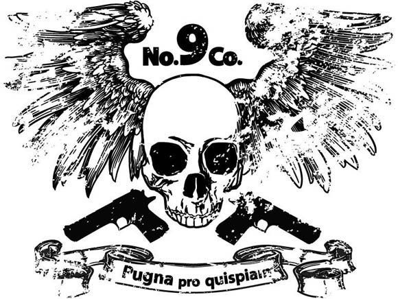 Number 9 Clothing logo