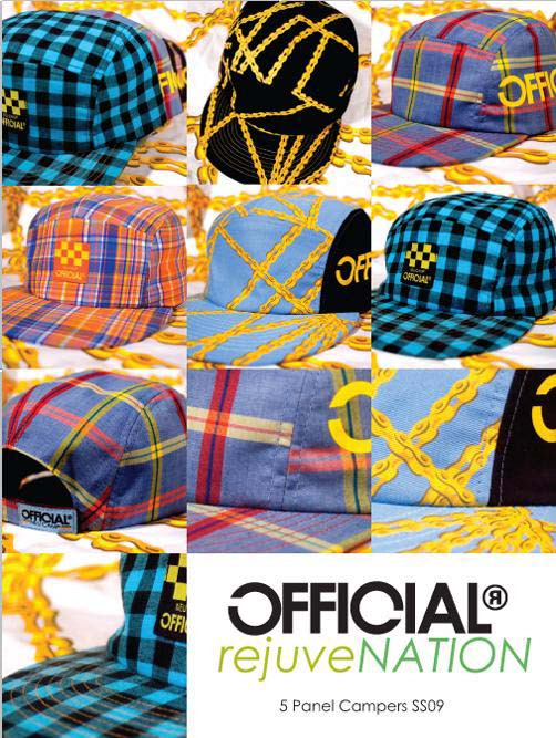Official 5 Panel Camper (AKA NEU CAMP) Preview SS09