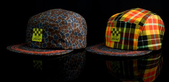 Official FW09 Preview: Fall 5 Panel Campers