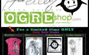Ogre Shop New Tee + July Sale