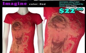 Ogre Shop August T-Shirt Sale – Imagine & Ex-Pirate