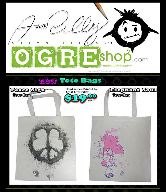 Ogre Shop Releases New One-Of-A-Kind Items