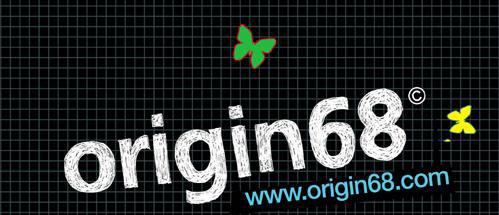 Origin68 logo