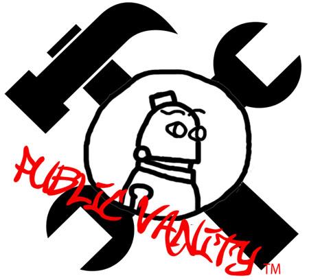 Public Vanity logo