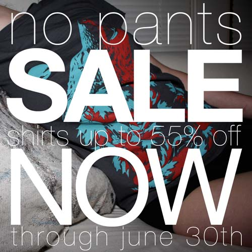 "RANDR ""No Pants Sale"" - Up to 55% Off!"