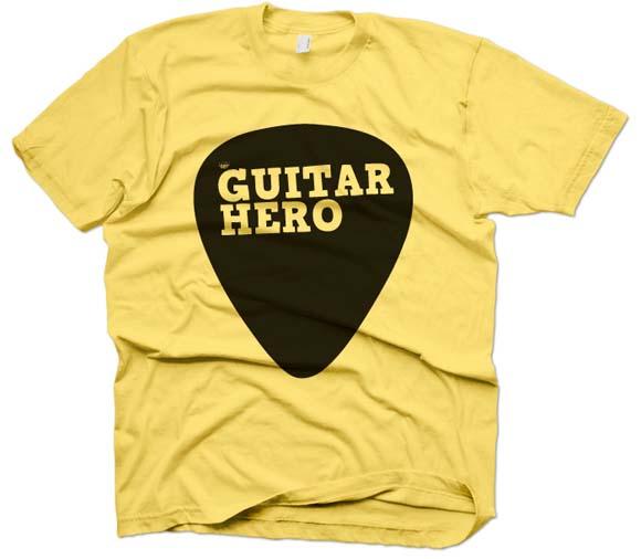 "Regal Clothing Co. ""Guitar Hero"" Tee"