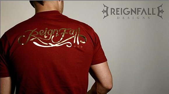 Reign Fall Designs LLC tee