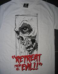Retreat shirts