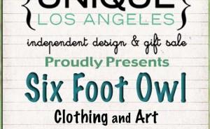 UNIQUE Los Angeles Presents Six Foot Owl